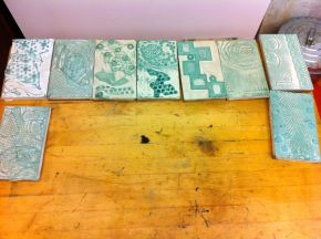 Experimental Letterpress @ PRESS