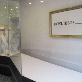 The Politics of ________________