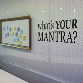 What's your Mantra?