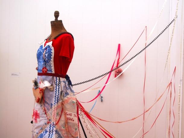 Suzi Banks Baum, The Umbilical Cord as the Original Apron String