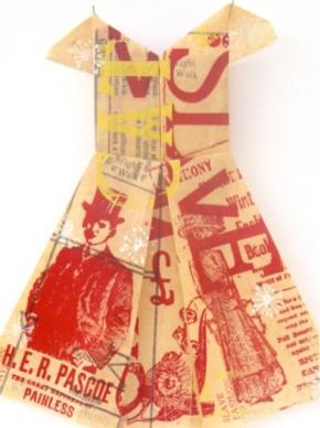 Paper Dress Artists, PartThree