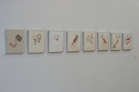 Jonas's beautiful wood type prints