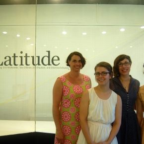 Latitude Opening Reception!